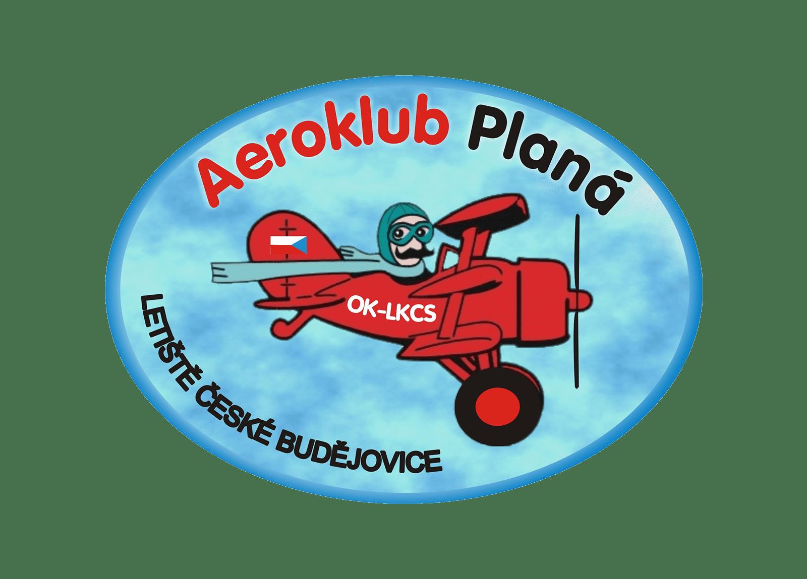 Logo Aeroklubu Planá